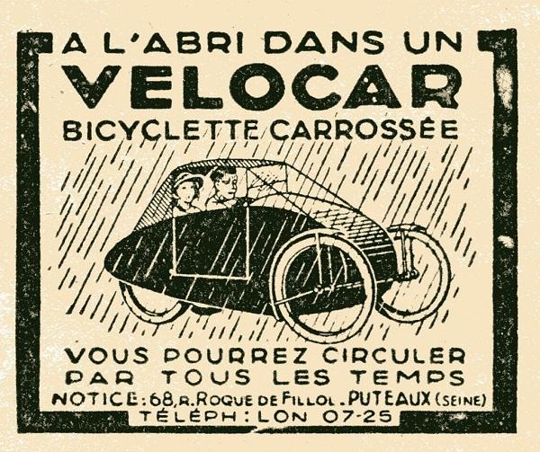 велокар Шарля Моше