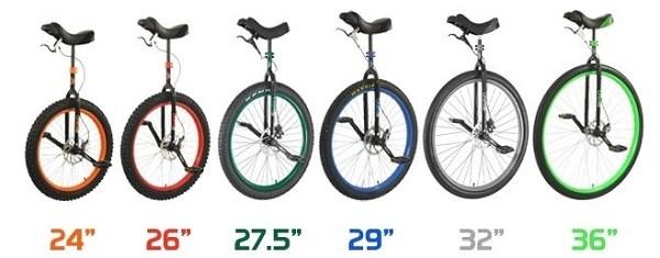 выбор одноколесных велосипедов