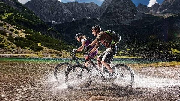гоночный велосипедный туризм