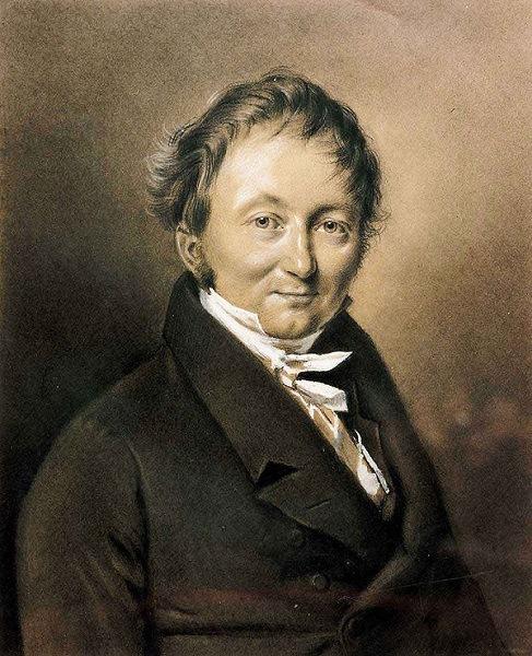 барон Карл фон Дрез