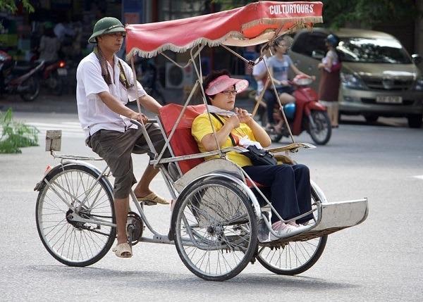 предназначение велорикш