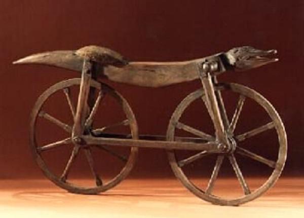 Велосипед графа Сиврака