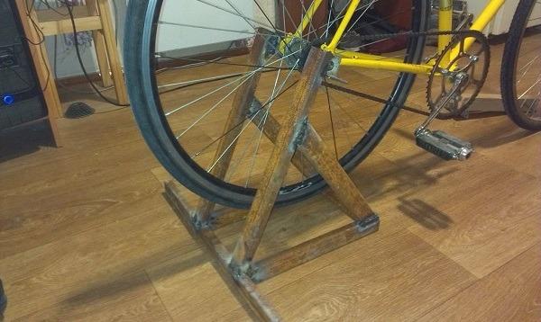 велотренажер в домашних условиях