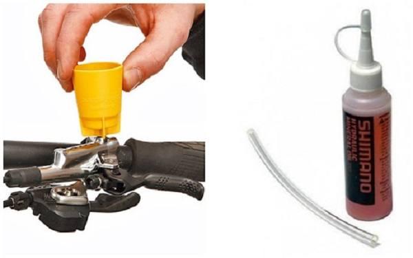 инструменты для прокачки гидравлики