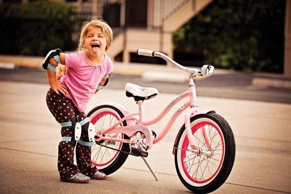 разновидности детских велосипедов