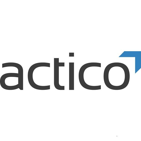 логотип Актико