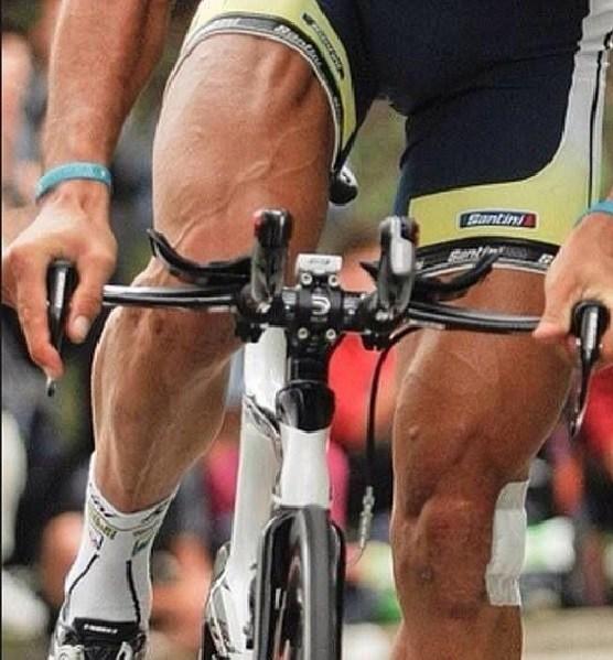 влияние на мышцы от езды