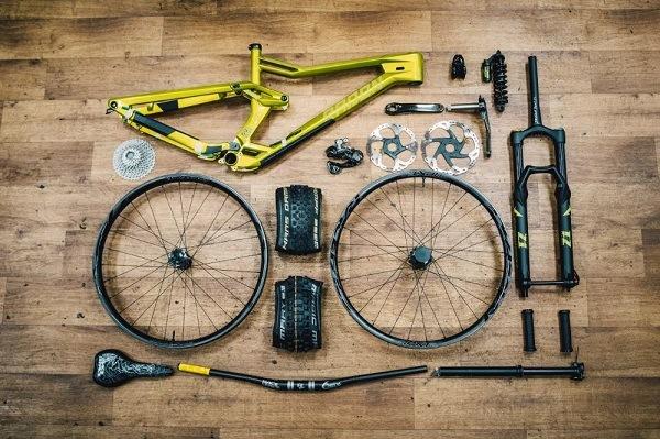 инструкция по сборке велосипеда
