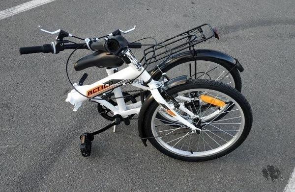 складной велосипед Actico