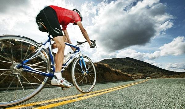 задействованные мышцы приезде на велосипеде