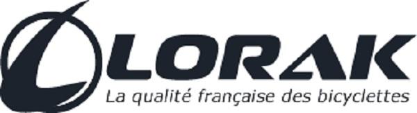 логотип велобренда Лорак