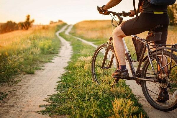 покупка велосипеда летом