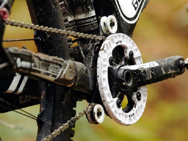 успокоитель цепи велосипеда
