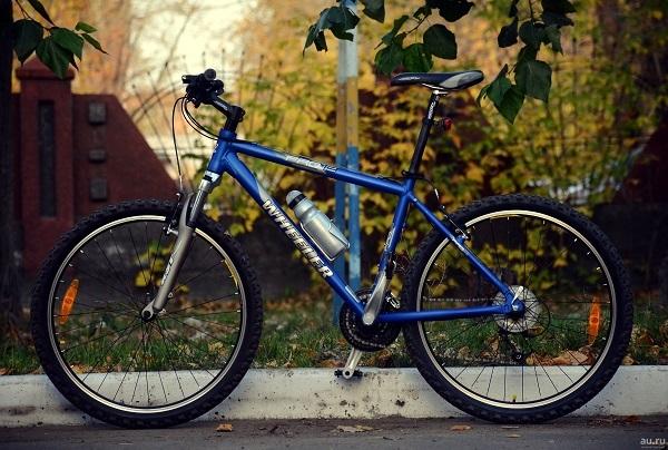 горный велосипед Wheeler