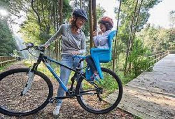 виды креплений на велокресло