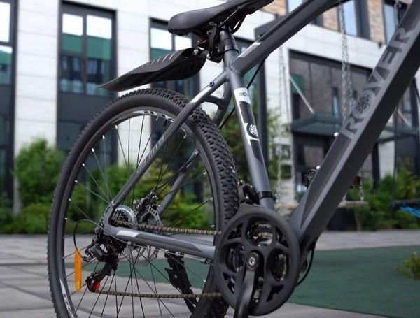выбор велосипеда Ровер