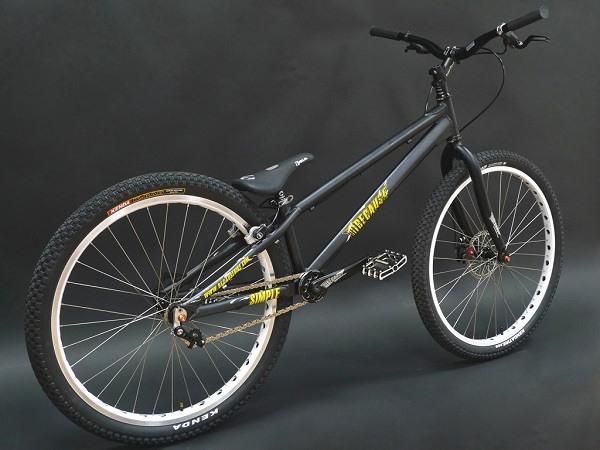 велосипед для стрит триала