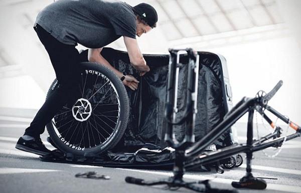 велосипедный чемодан