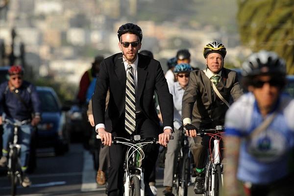 Преимущества поездки на работу на велосипеде